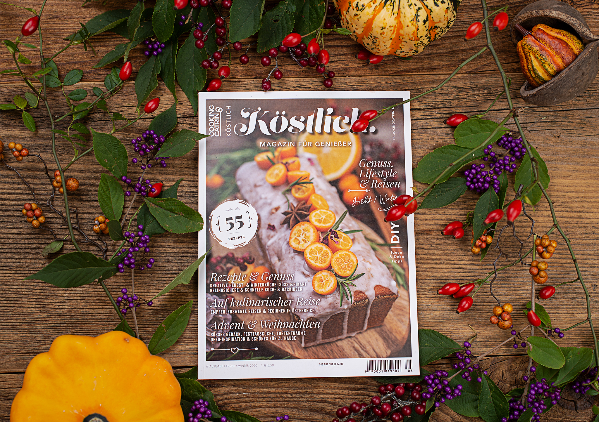 Cooking Catrin's Köstlich Magazin
